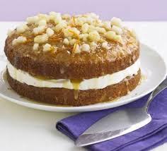 Orange Drizzle Cake Recipe Bbc Good Food