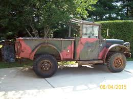 dodge m37 rat rod hot rod military truck classic dodge other 1953 m37 dodge power wagon 4x4 3 4 ton military truck