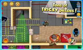 Sneak through the buildings with bob and avoid all the surveillance stage a series of daring heists in bob the robber 1! Contoh Soal Dan Materi Pelajaran 10 Robbery Bob 2 Double Trouble Mod Apk V1 3 0 Tools Suits