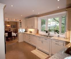 Alabaster White Kitchen Cabinets Kitchen Craft Salem Maple Alabaster White Lacquer Finish Cambria