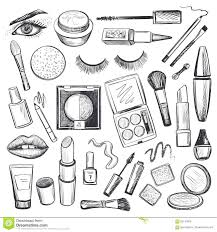 Makeup Coloring Pages Make A Page Bitslice Me 13001390 Attachment