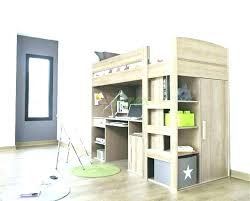 bunk bed office underneath. Bunk Bed With Desk Underneath Full Loft Image Office E