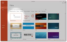 Powerpoint 2013 Template Location Make Your Own Custom Powerpoint Template In Office 2013