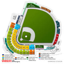 Seating Chart Hammond Stadium Fort Myers Twins Stadium Seating Chart Best Seat 2018