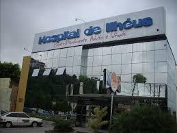 Resultado de imagem para hospital de jorge viana, ilheus
