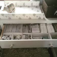 storage organization baby nursery closet organized nursery decor