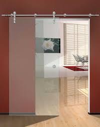 slick i glass sliding door kit satin stainless steel
