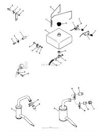 Kohler k181 parts diagram inspirational toro 71 10k801 b 100 8 speed tractor 1977 parts diagram