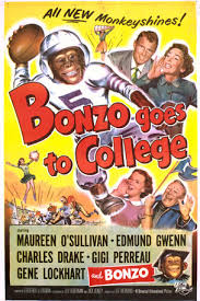 bonzo goes to college movie review mrqe bonzo goes to college 1952 movie reviews