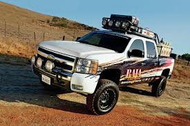 2009 Chevrolet Silverado Baja Chase Truck - 8-Lug Work Truck Review