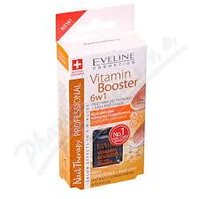 Eveline Spa Nail Vitamin Booster 6v1 12ml Lekarnaczcz