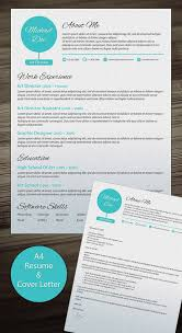 Creative Cvs Templates 25 Creative Cv Templates That Will Make You Stand Out