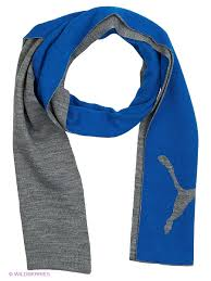 <b>Шарф PUMA</b> Big Cat <b>Knit Scarf PUMA</b> 3123269 в интернет ...