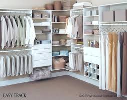 walk in closets long hanging dresses medium shorter diy closet organization ideas