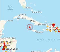Terremoto di 7.7 tra Giamaica e Cuba L'Avana e Miami, edifici evacuati