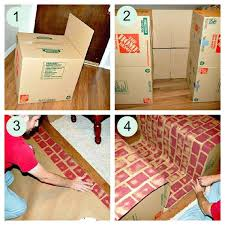 fake fireplace diy excellent ideas fake fireplace best images on diy fake fireplace prop