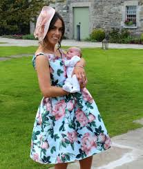 Post Pregnancy Wedding Guest Outfit Styleuphoria Personal Shopper