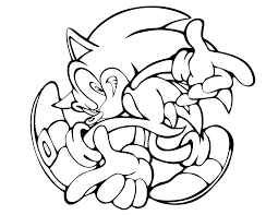 sonic and shadow coloring pages sonic coloring page sonic and tails coloring pages large size of