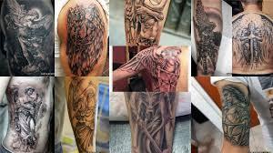 значение тату архангел михаил клуб татуировки фото тату значения
