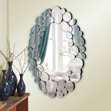 unique style wall designer mirror hre   accent mirrors
