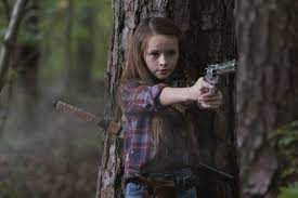 """the walking dead verabschiedet sich nach der 11. The Walking Dead Season 9b Introduction To Judith S Law"