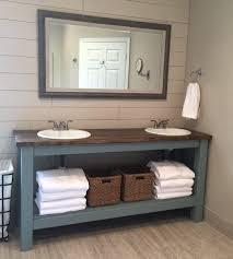 diy double sink vanity. brilliant best 25 farmhouse vanity ideas on pinterest bathroom for style diy double sink h
