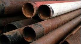 Resultado de imagen de oxidized steel pipe