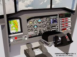 diy flight simulator pit blueprint plans and panels