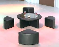 coffee table with storage seats round coffee table with seats round coffee table with seats endearing
