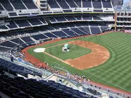 Petco Park Seat Views Section By Section