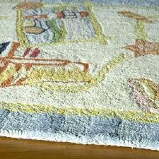 nautical round rugs beach house rugs area beautiful rug themed coastal cotton nautical sandy round coastal