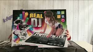 <b>Коврик музыкальный</b> «<b>Real DJ</b>» (Keybord playmat) - YouTube
