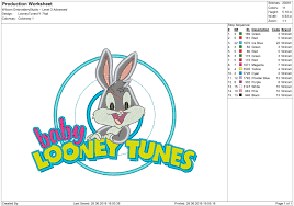 Bugs Bunny Embroidery Designs Bugs Bunny Embroidery Design
