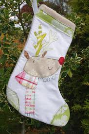 Handmade Christmas Stockings 25 Best Personalised Christmas Stockings Ideas On Pinterest