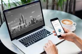 Best Financial Services Website Design Website Design Financial Services Upbeat Digital Best Web