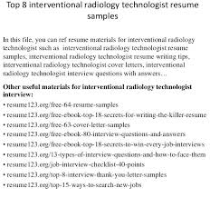 This Is Mri Technologist Resume – Articlesites.info