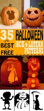 35 OF THE BEST JACK O LANTERN PATTERNS. Halloween CraftsHalloween ...
