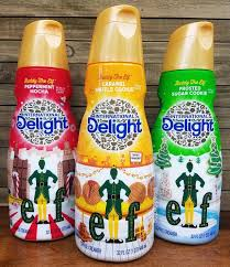 International delight sugar free french vanilla liquid coffee creamer 32 oz $2.72 ($0.09/oz) International Delight Has New Elf Inspired Coffee Creamers