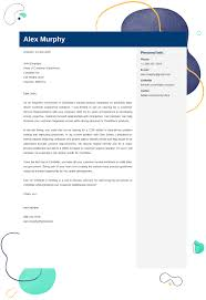 Customer Service Cover Letter Customer Service Cover Letter Examples Ready To Use Templates