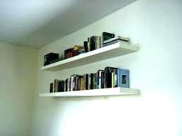 wall bookshelves ikea wall mounted shelf wall mounted shelving units