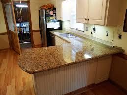 Granite Kitchen Set Kitchen Desaign Model Kitchen Set With Beautiful Mosaic Elements