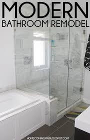 modern bathroom remodel. Unique Remodel Modern Bathroom Remodel To