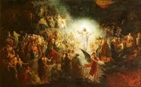 Comunión anticipación de vida eterna