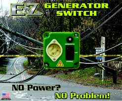 need suggestions for a power transfer switch com ez generator switch manual transfer switch
