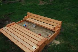 as a pa and a former sandbox addict i can appreciate this design greatly as a kid my pas never covered our sandbox and i can remember like it was