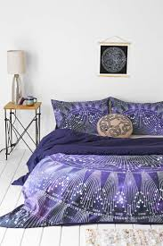 magical thinking boho stripe duvet cover magical thinking bedding urban outers beding