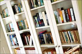 white bookcase with doors ikea incredible bookshelf awesome door captivating 4 lifestylegranola com ikea white bookcase with glass doors ikea white