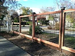 diy welded wire fence. Hog Wire Fence Panels . Diy Welded
