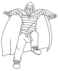 Small Picture Halloween Costumes Coloring Pages GetColoringPagescom
