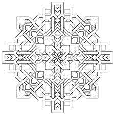 Shape Coloring Pages Coloring Pages For Shapes Shape Coloring ...